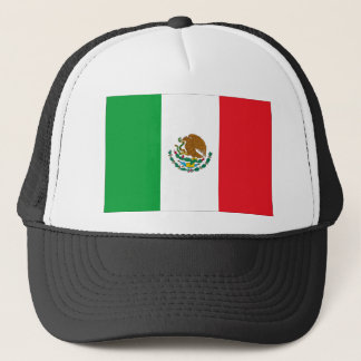 Mexico Flag T-Shirt Mexican Flag Trucker Hat
