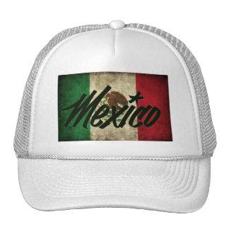 Mexico Flag Trucker Hat