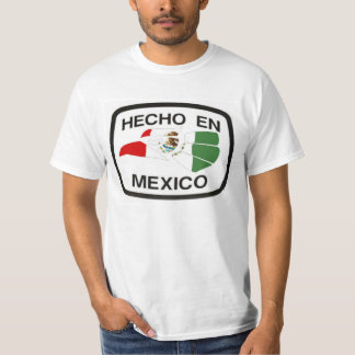 Mexico flag tshirt