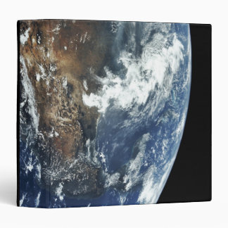 Mexico from Space 3 Ring Binder