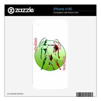 MEXICO GEMINI HOROSCOPES PRODUCTS SKIN FOR THE iPhone 4