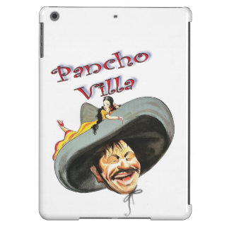 Mexico General Pancho Villa Cover For iPad Air
