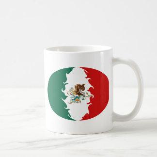 Mexico Gnarly Flag Mug