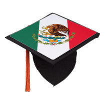 Mexico Graduation Cap Topper