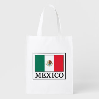 Mexico Grocery Bag