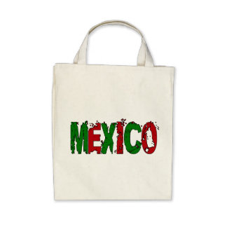 MEXICO - GRUNGE STYLE BAG