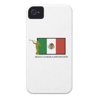 MEXICO GUADALAJARA MISSION LDS CTR iPhone 4 CASE