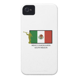 MEXICO GUADALAJARA SOUTH MISSION LDS CTR iPhone 4 Case-Mate CASES