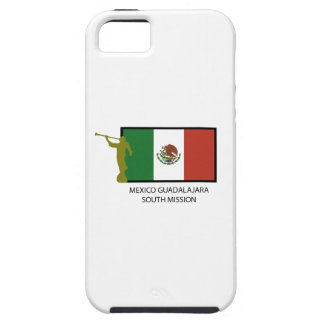 MEXICO GUADALAJARA SOUTH MISSION LDS CTR iPhone 5 CASES