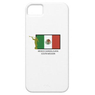 MEXICO GUADALAJARA SOUTH MISSION LDS CTR iPhone 5 CASE