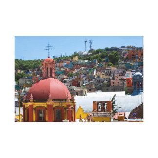 Mexico Guanajuato 2 Canvas Print