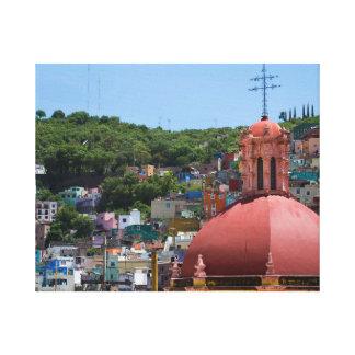 Mexico Guanajuato 3 Canvas Print