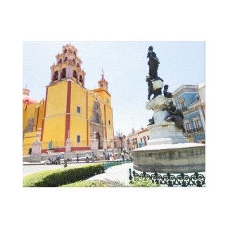 Mexico Guanajuato 4 Canvas Print
