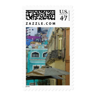 Mexico, Guanajuato. Densely packed assortment of Postage Stamp