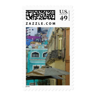 Mexico, Guanajuato. Densely packed assortment of Stamps