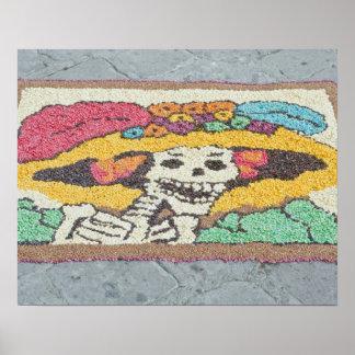 Mexico, Guanajuato, San Miguel de Allende, Day Poster