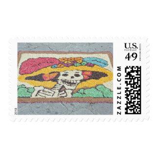 Mexico, Guanajuato, San Miguel de Allende, Day Stamps
