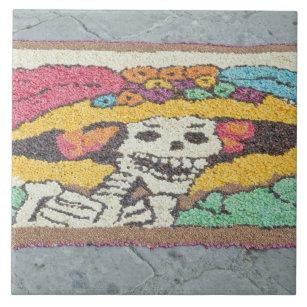 Mexico Guanajuato San Miguel De Allende Day Tile