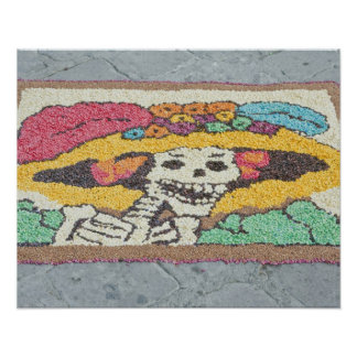 México, Guanajuato, San Miguel de Allende, día Póster