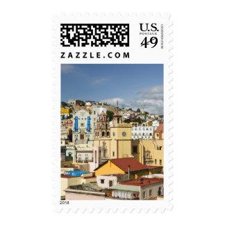 Mexico, Guanajuato State, Guanajuato. Basilica Postage Stamps
