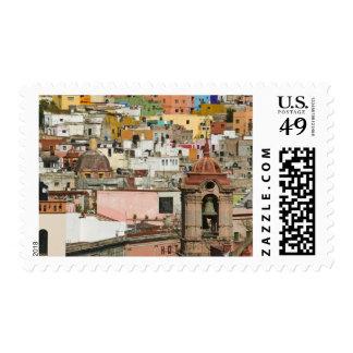 Mexico, Guanajuato State, Guanajuato. Templo de 2 Postage Stamps