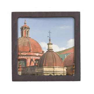 Mexico, Guanajuato State, Guanajuato. Templo de Jewelry Box