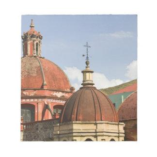 Mexico, Guanajuato State, Guanajuato. Templo de Notepad