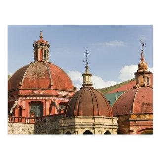 Mexico, Guanajuato State, Guanajuato. Templo de Postcard