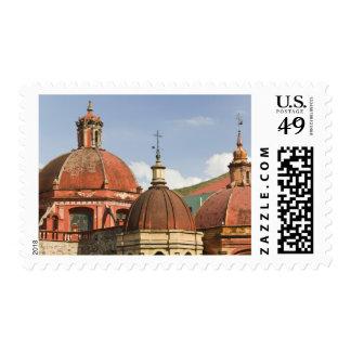 Mexico, Guanajuato State, Guanajuato. Templo de Stamps