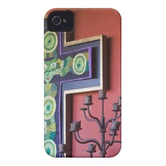 Mexico, Guanajuato state, San Miguel. Casa de la 2 Case-Mate iPhone 4 Case