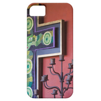 Mexico, Guanajuato state, San Miguel. Casa de la 2 iPhone SE/5/5s Case