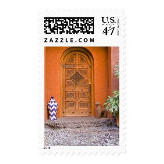 Mexico, Guanajuato state, San Miguel. Casa de la Postage