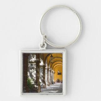 Mexico, Guanajuato state, San Miguel de Allende. Keychain