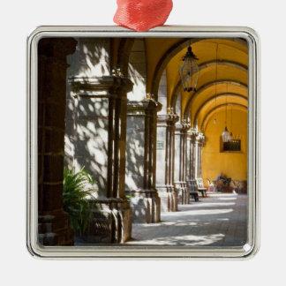 Mexico, Guanajuato state, San Miguel de Allende. Metal Ornament
