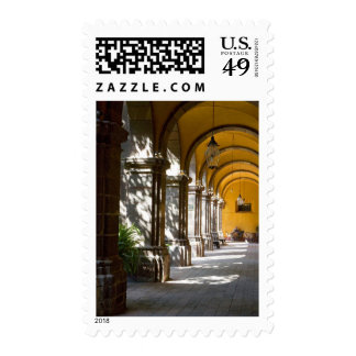 Mexico, Guanajuato state, San Miguel de Allende. Postage