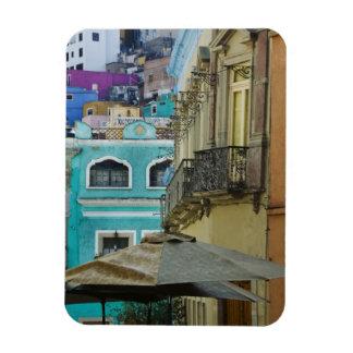 México, Guanajuato. Surtido denso lleno de Imanes De Vinilo