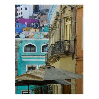 México, Guanajuato. Surtido denso lleno de Tarjetas Postales