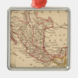 Mexico, Guatamala Metal Ornament
