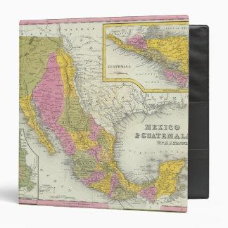 Mexico & Guatemala Binder