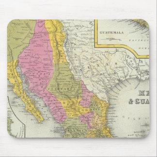 Mexico & Guatemala Mouse Pad