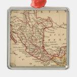 México, Guatemala Ornamento Para Arbol De Navidad