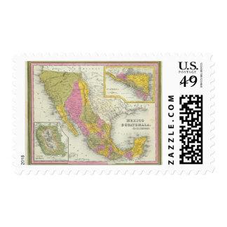 Mexico & Guatemala Postage