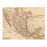 México, Guatemala Tarjeta Postal