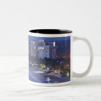 Mexico, Guerrero, Ixtapa. Ixtapa Hotels along Mugs