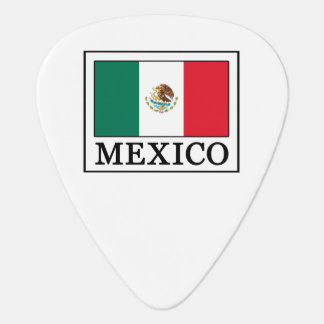 Mexico guitar pick