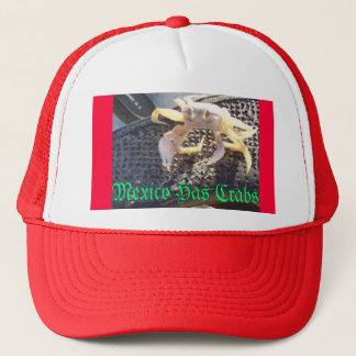 Mexico Has Crabs Trucker Hat