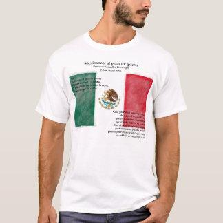 Mexico - Himno Nacional Mexicano T-Shirt