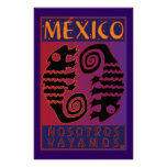 México-Impresión Posters