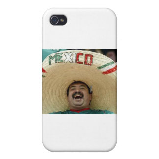 Mexico! iPhone 4/4S Cover