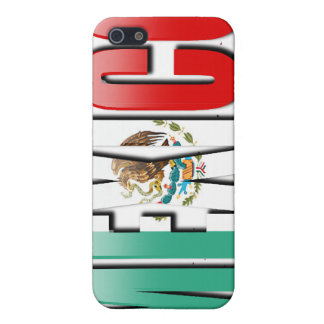 MEXICO iPhone 5 COVER